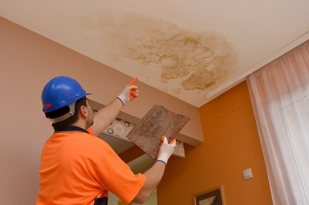 Image result for leaking roof repairs