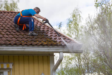 Roof Cleaning Tips